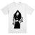 "CHELSEA WOLFE ""Birth Of Violence White"" T-Shirt"
