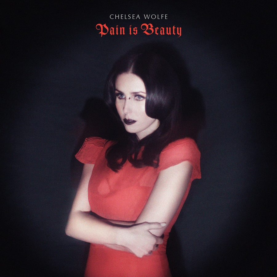 "CHELSEA WOLFE ""Pain Is Beauty"" CD"