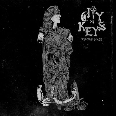 "CITY KEYS ""Tip The Scale"" 7"""