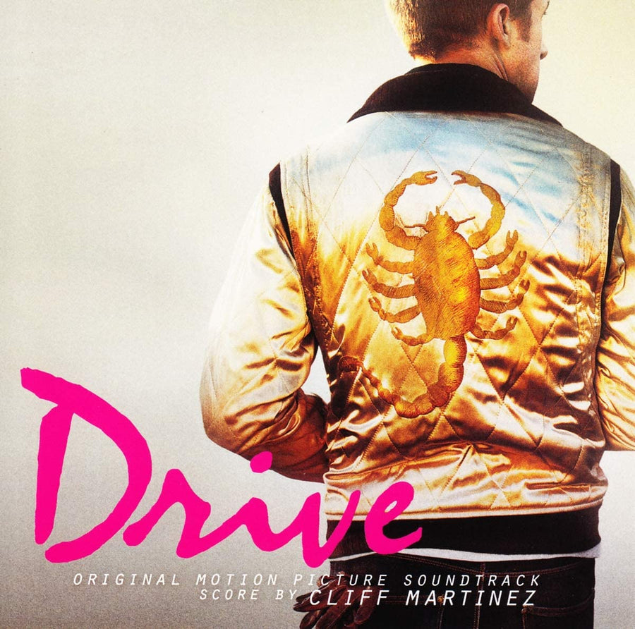 "CLIFF MARTINEZ ""Drive: Original Motion Picture Soundtrack"" 2xLP"