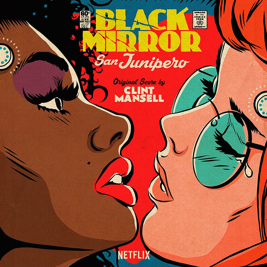 "CLINT MANSELL ""Black Mirror: San Junipero (Original Score)"" LP"