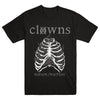 "CLOWNS ""Ribcage"" T-Shirt"