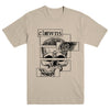 "CLOWNS ""Skull"" T-Shirt"