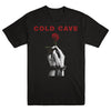 "COLD CAVE ""Rose"" T-Shirt"