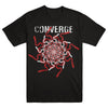 "CONVERGE ""Snakes"" T-Shirt"