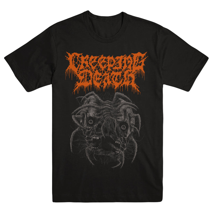 "CREEPING DEATH ""Insect Skull"" T-Shirt"