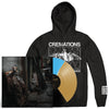 "CREMATIONS ""Dissolution Of Balance"" LP + Hoodie Bundle"