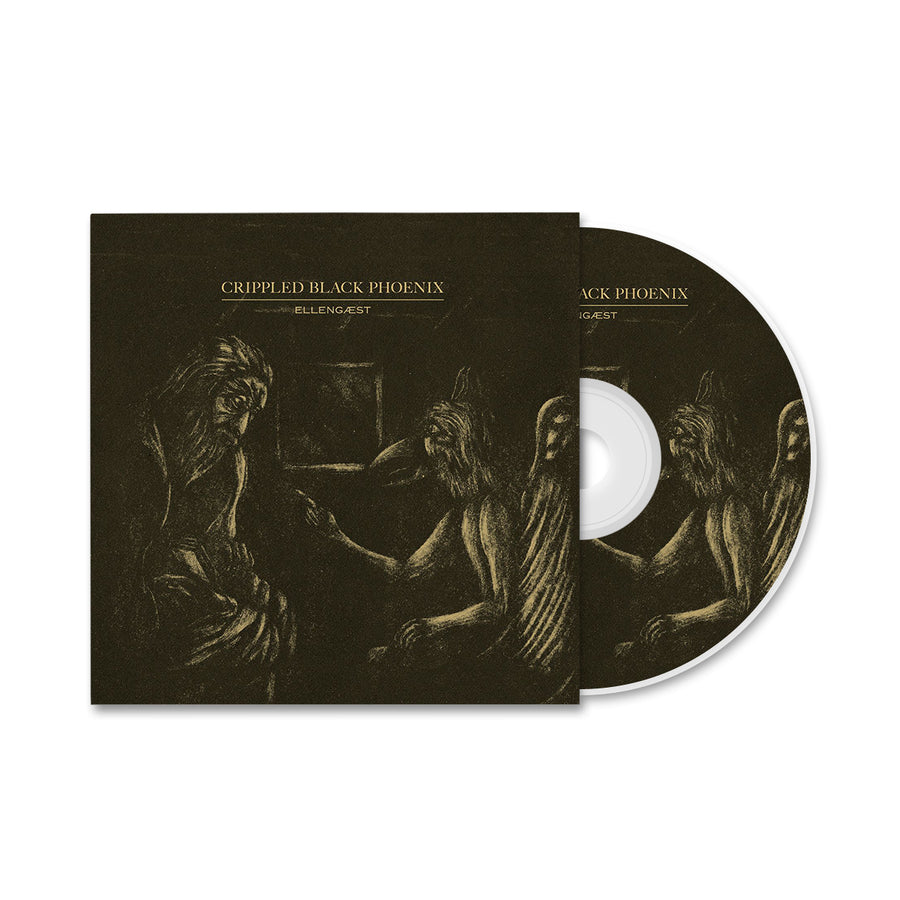 "CRIPPLED BLACK PHOENIX ""Ellengæst"" CD"