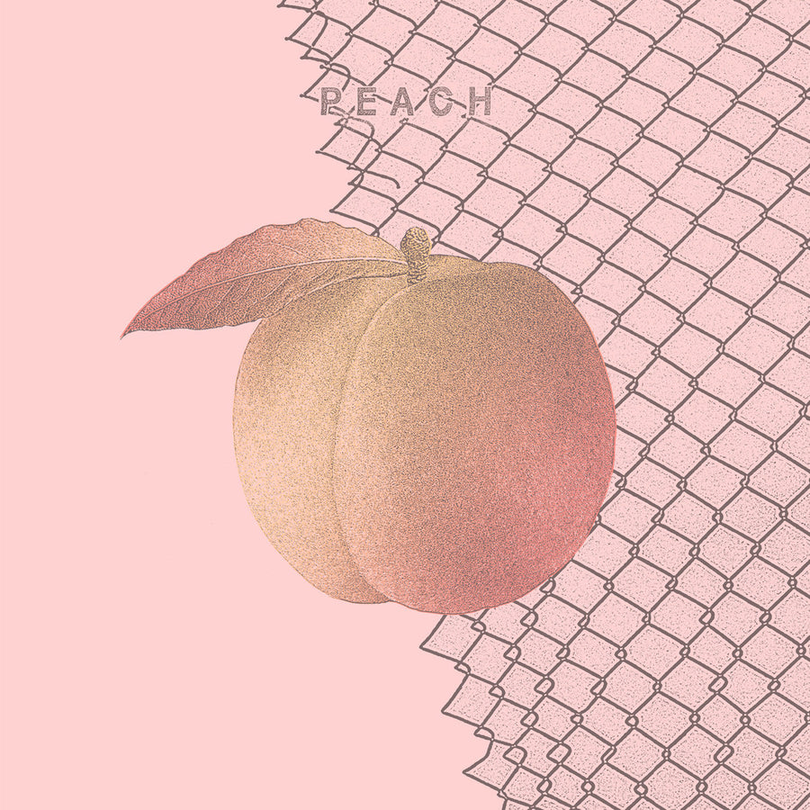 "CULTURE ABUSE ""Peach"" Tape"