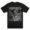 "CURSED ""Architects Of Troubled Sleep"" T-Shirt"