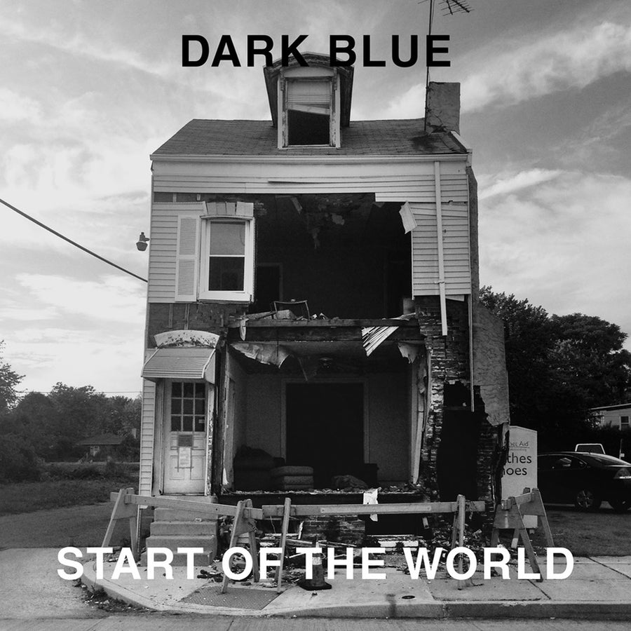 "DARK BLUE ""Start Of The World"" LP"