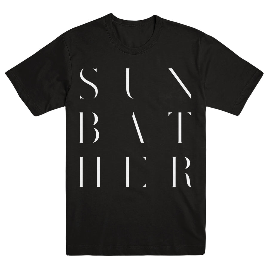 "DEAFHEAVEN ""Sunbather Black"" T-Shirt"