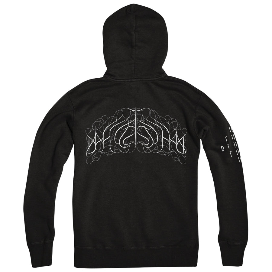 "DEAFHEAVEN ""Two Masks"" Zipper"