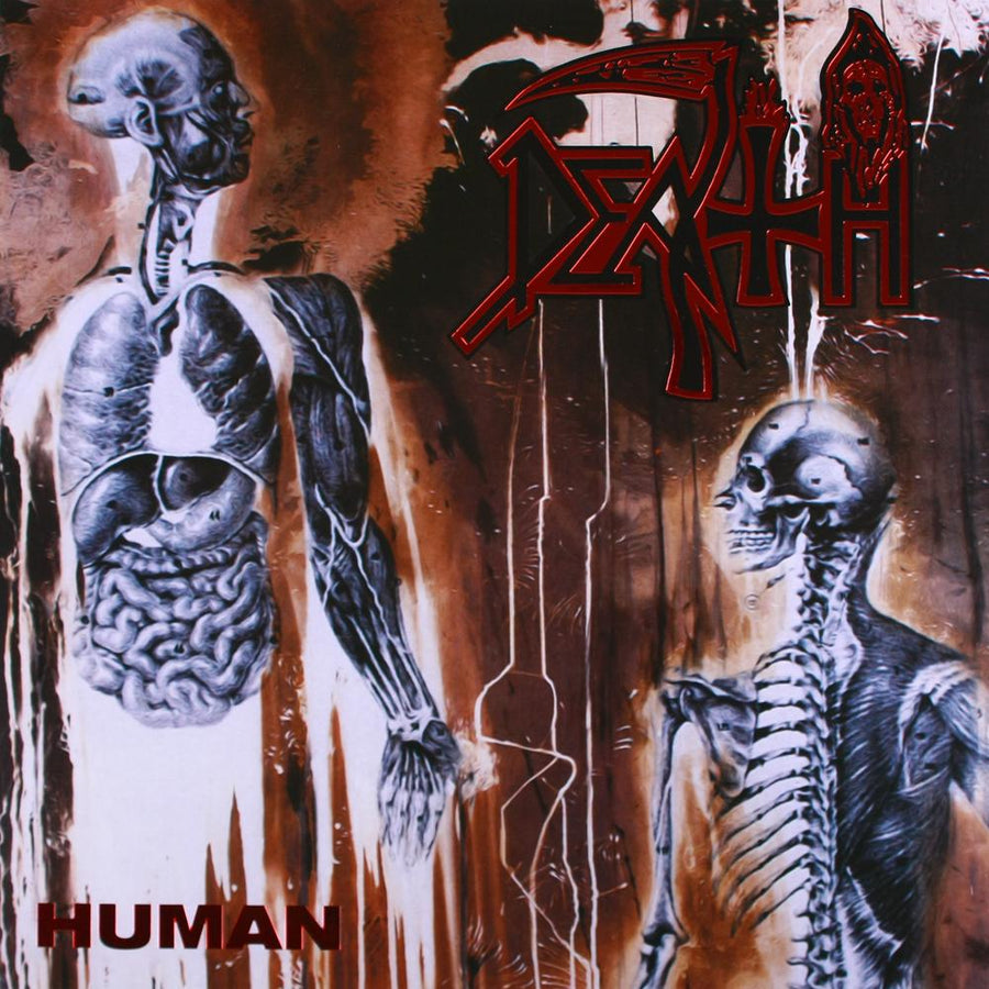 "DEATH ""Human (Reissue)"" LP"
