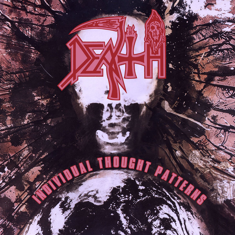 "DEATH ""Individual Thought Patterns (Reissue)"" LP"