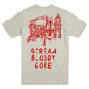 "DEATH ""Scream Bloody Gore Vintage Wash"" T-Shirt"