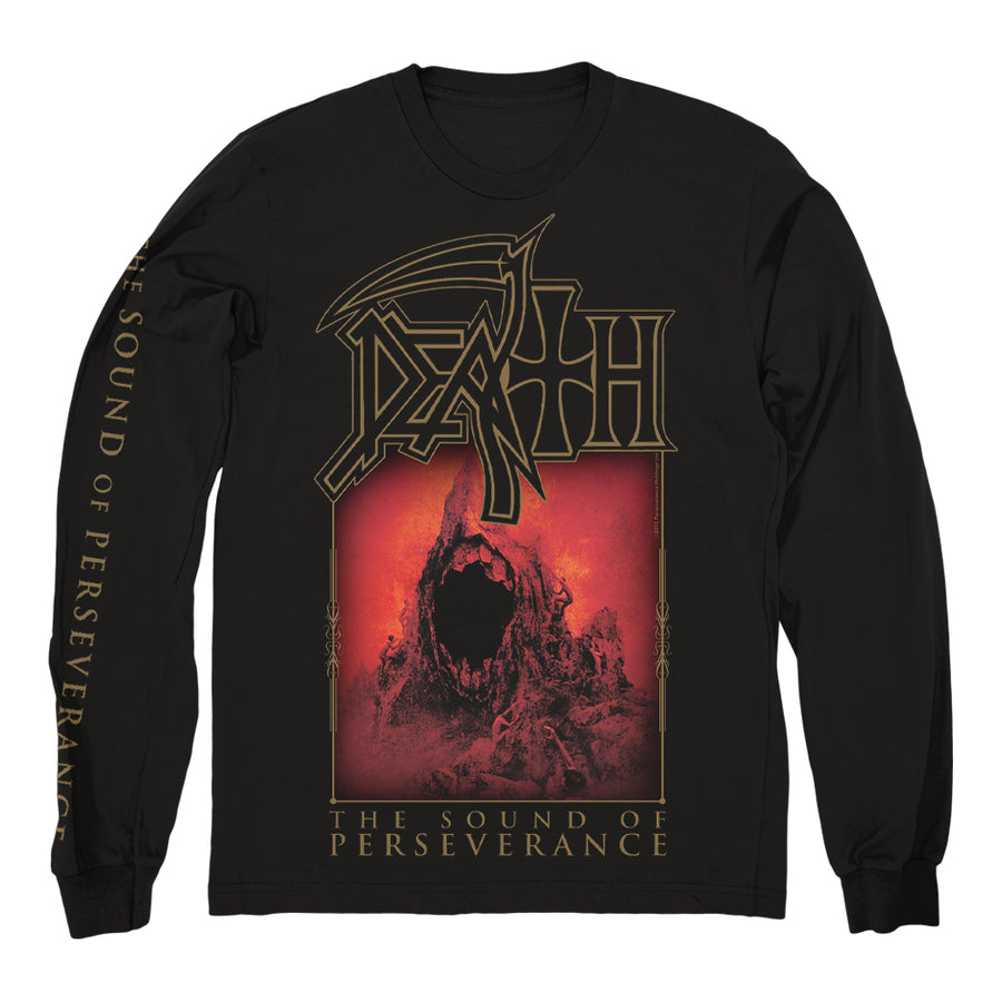 "DEATH ""The Sound Of Perseverance"" Longsleeve"