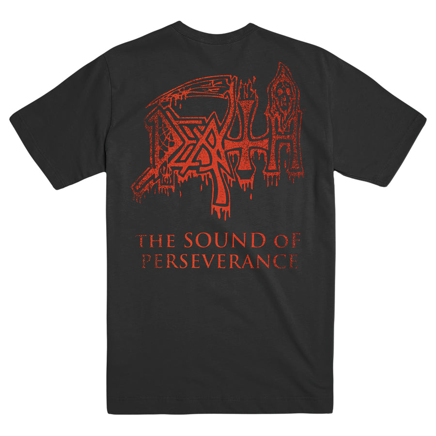 "DEATH ""The Sound Of Perseverance"" T-Shirt"