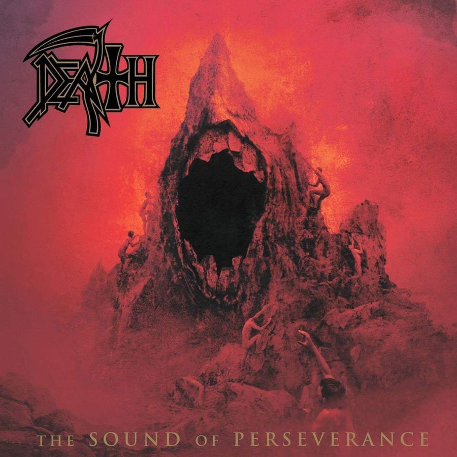 "DEATH ""The Sound Of Perseverance (Reissue)"" 2xLP"