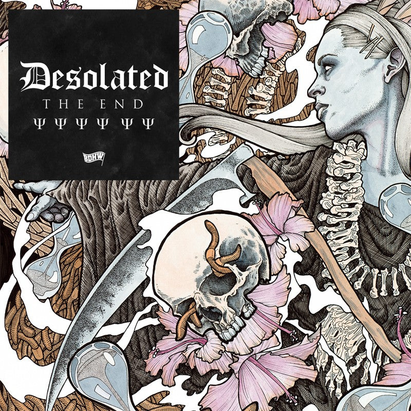 "DESOLATED ""The End"" CD"