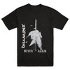 "DISCHARGE ""Never Again"" T-Shirt"