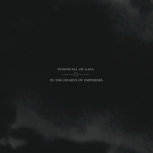 "DOWNFALL OF GAIA/IN THE HEARTS OF EMPERORS ""Split"" LP"