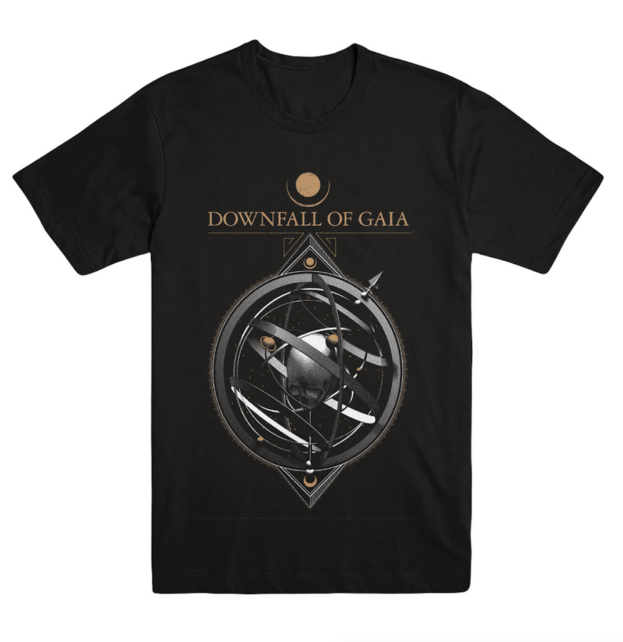 "DOWNFALL OF GAIA ""Astrolabe"" T-Shirt"