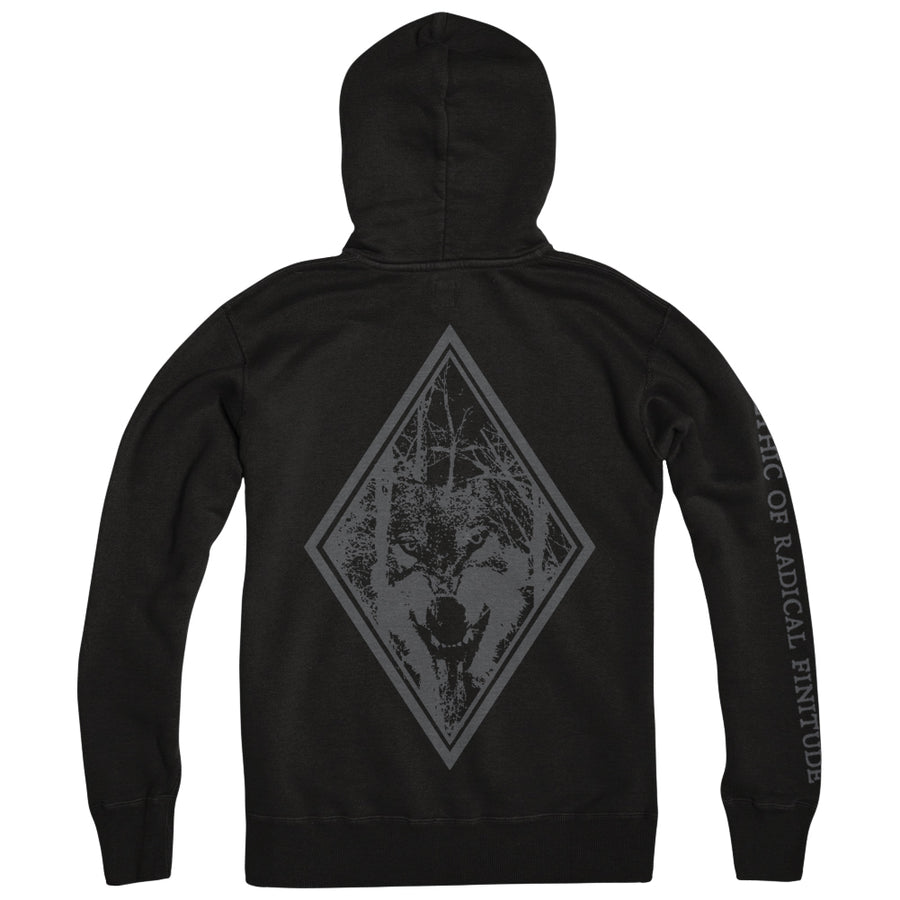 "DOWNFALL OF GAIA ""Ethic Of Radical Finitude"" Zipper"