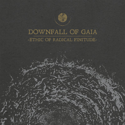 "DOWNFALL OF GAIA ""Ethic Of Radical Finitude"" CD + T-Shirt"