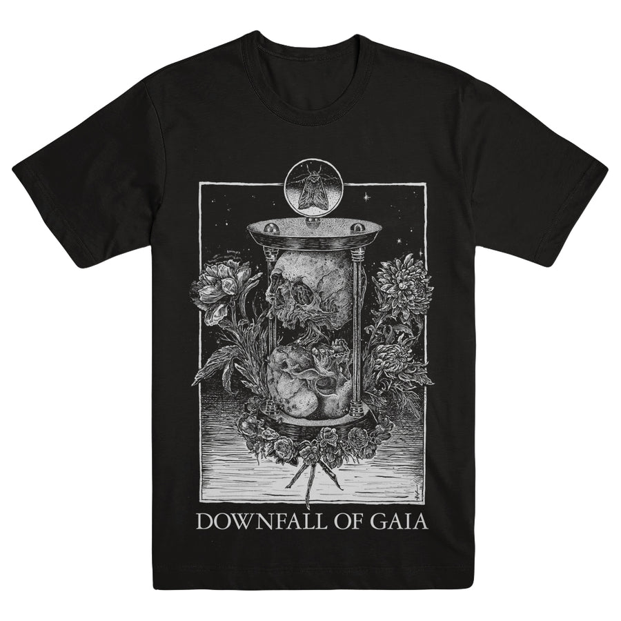 "DOWNFALL OF GAIA ""Hour Glass"" T-Shirt"