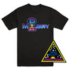 "DRAB MAJESTY ""Heavens Gate"" T-Shirt + Patch Bundle"