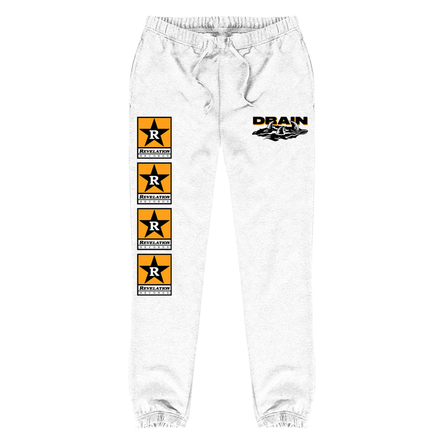 "DRAIN ""Logo"" Sweatpants"