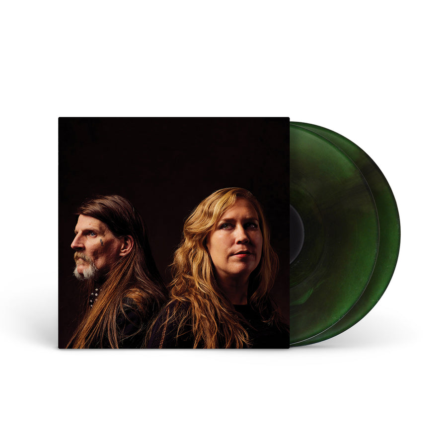 "EARTH ""Full Upon Her Burning Lips"" 2xLP"