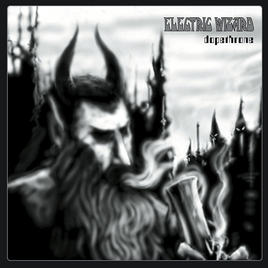 "ELECTRIC WIZARD ""Dopethrone"" CD"