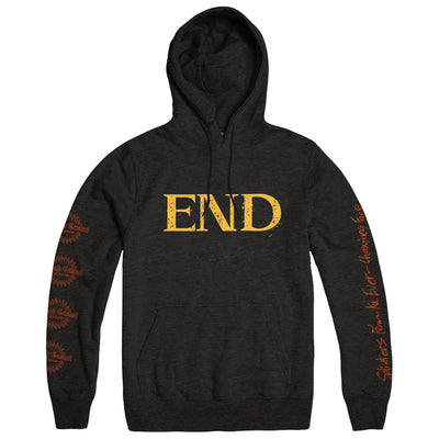 "END ""Splinters From an Ever-Changing Face"" Hoodie"