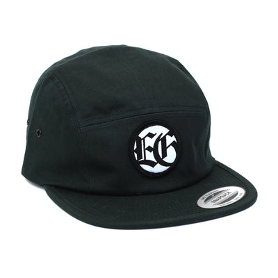 "EVIL GREED ""Circle Logo"" 5-Panel"