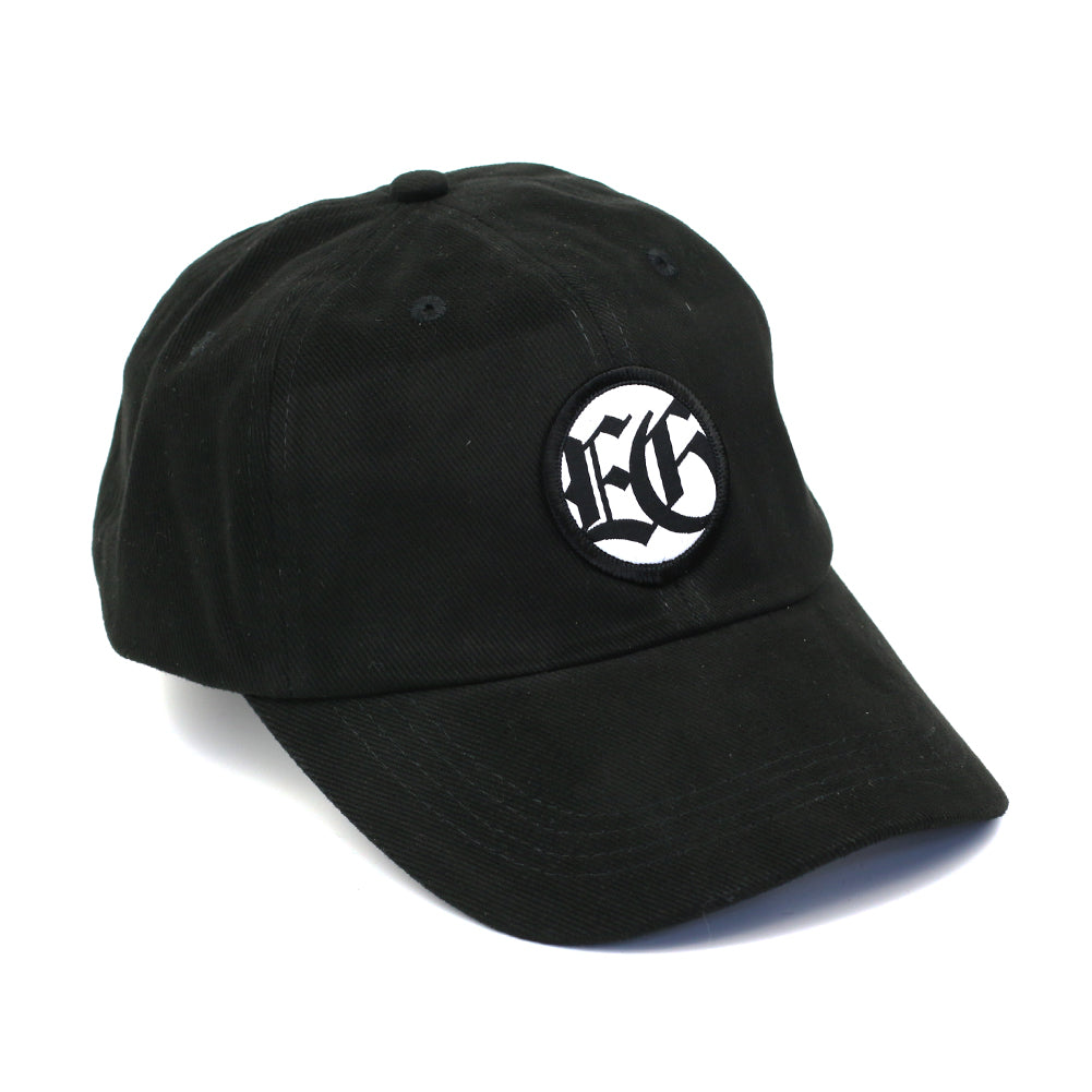 "EVIL GREED ""Circle Logo"" Dad Hat - Evil Greed