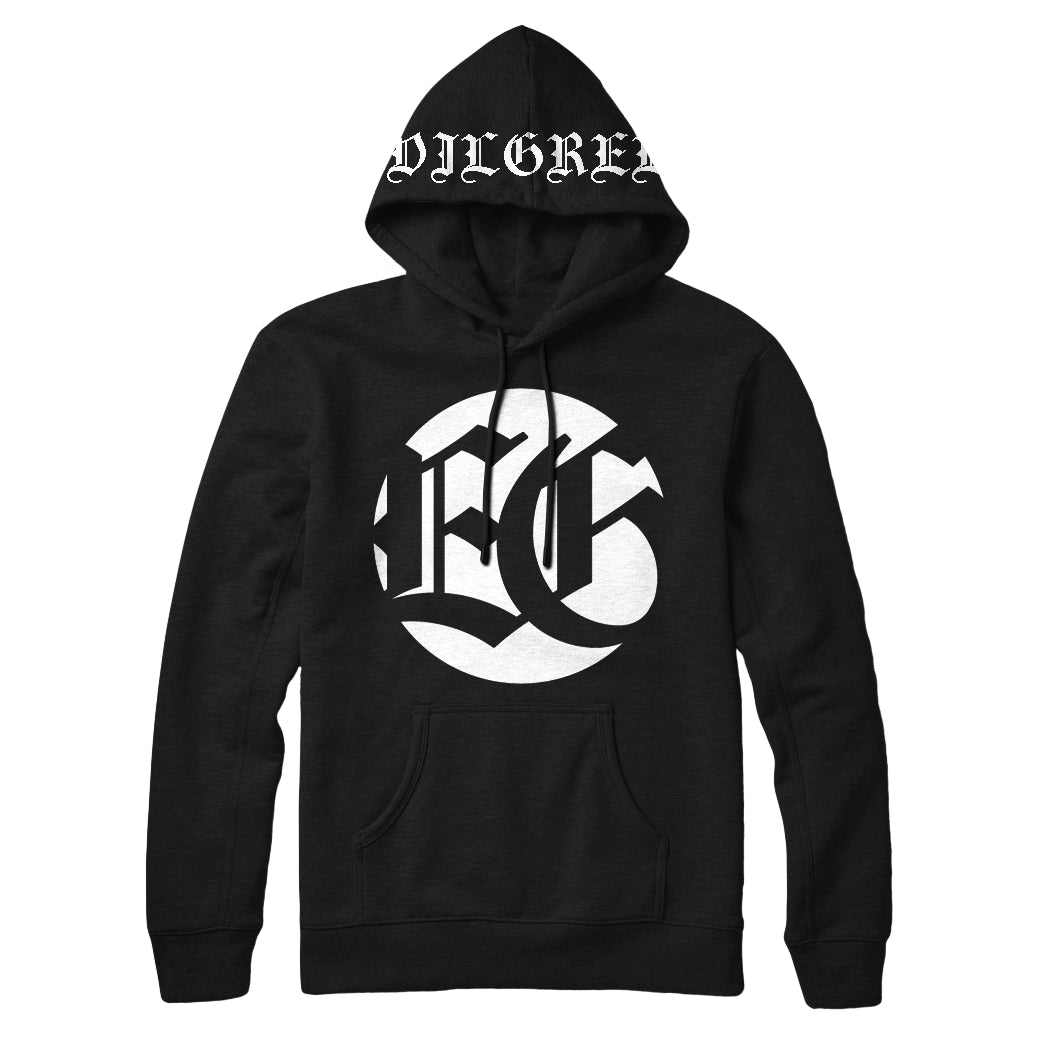 "EVIL GREED ""Circle Logo"" Hoodie - Evil Greed