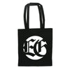"EVIL GREED ""Go Vegan"" Tote Bag"