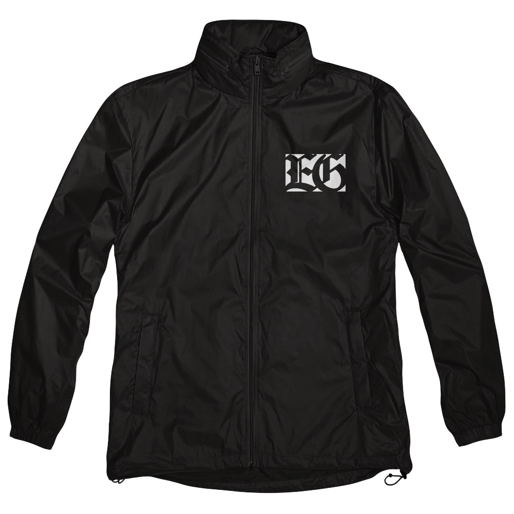 "INTEGRITY ""Skull"" Windbreaker - Evil Greed