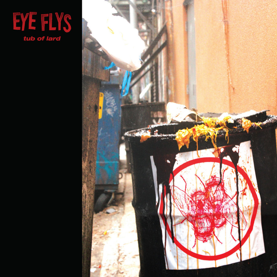 "EYE FLYS ""Tub Of Lard"" CD"