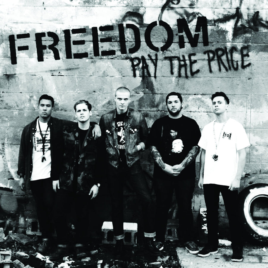 "FREEDOM ""Pay The Price"" 7"""