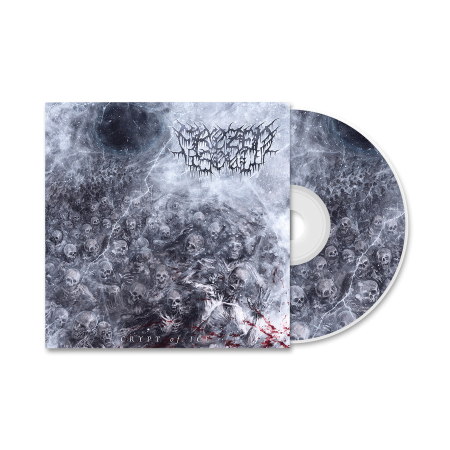 "FROZEN SOUL ""Crypt Of Ice"" CD"