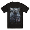 "FROZEN SOUL ""Crypt Of Ice"" T-Shirt"
