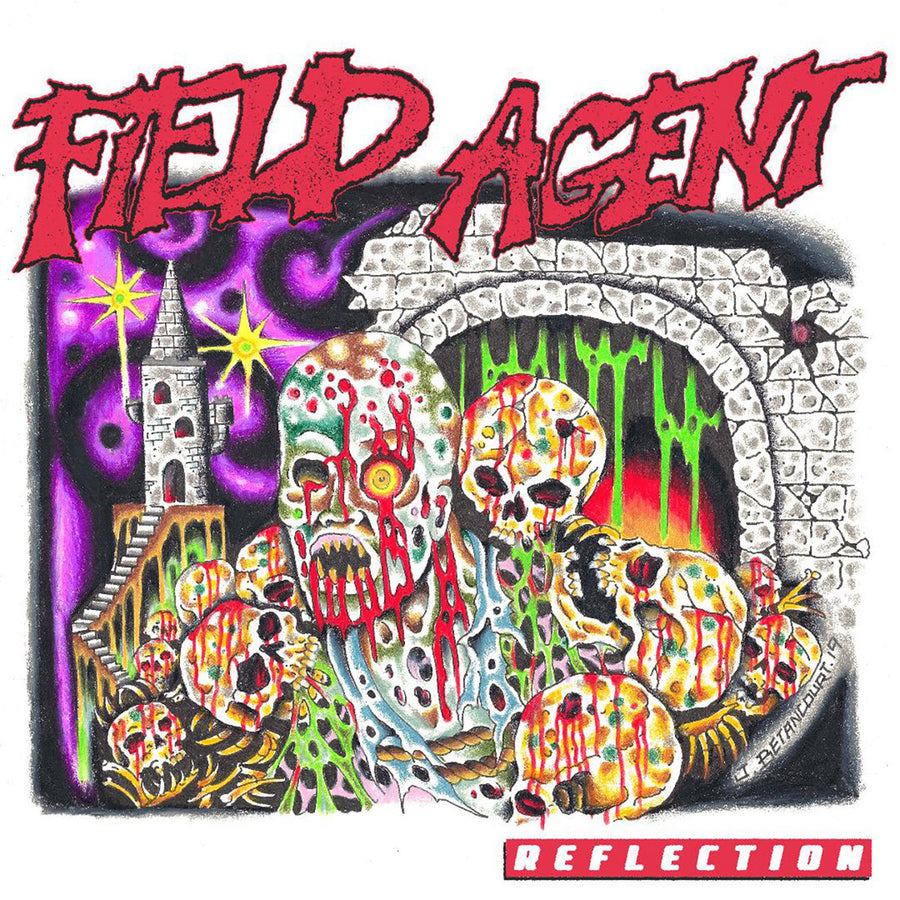 "FIELD AGENT ""Reflection"" 12"""