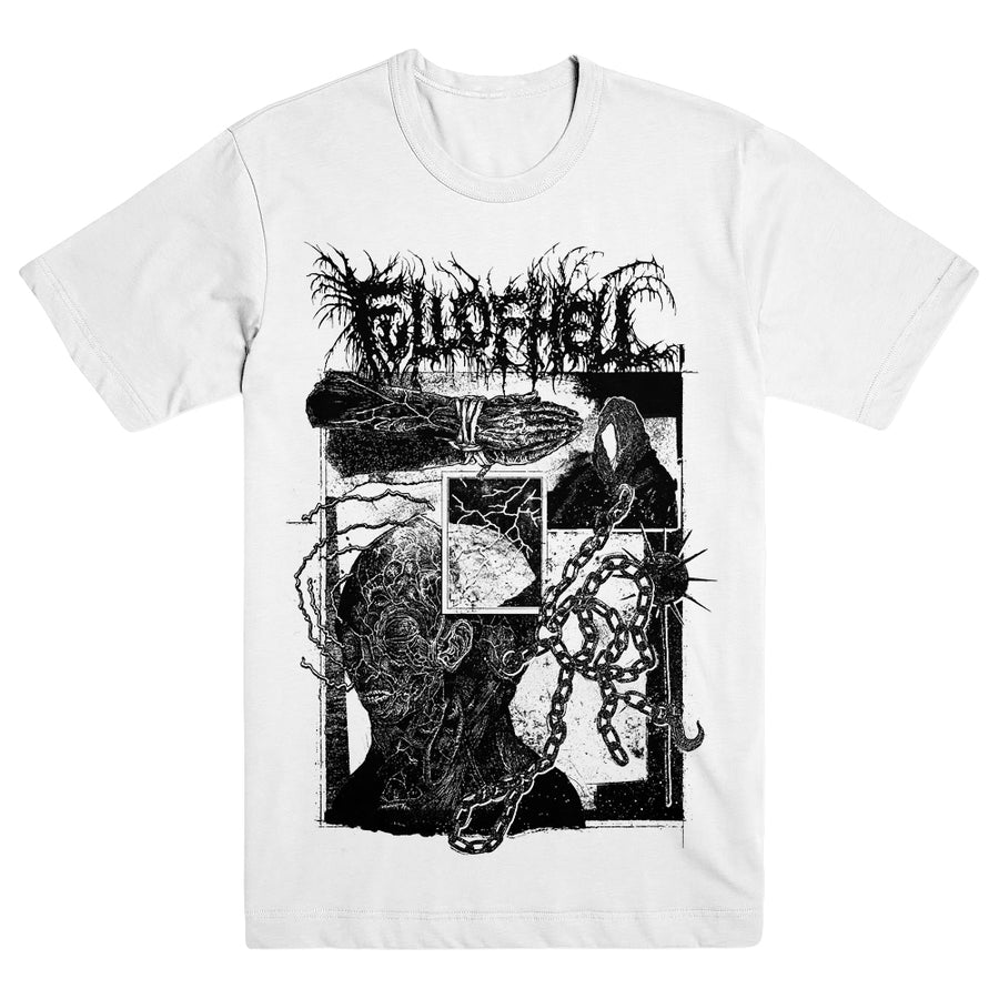 "FULL OF HELL ""Euro Tour 2020"" T-Shirt"