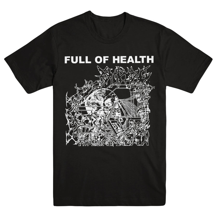 "FULL OF HELL / HEALTH ""Full Of Health"" T-Shirt"