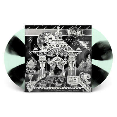 "FULL OF HELL ""Roots Of Earth / Rudiments Of Mutilation"" 2xLP"