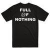 "FULL OF HELL x NOTHING ""Full Of Nothing"" T-Shirt"