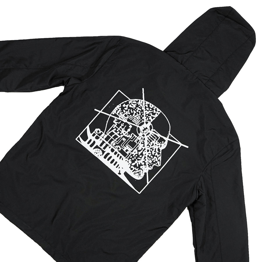 "FULL OF HELL ""Digital Prison"" Pull Over Jacket"